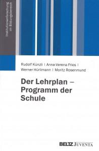 Lehrplanbuch